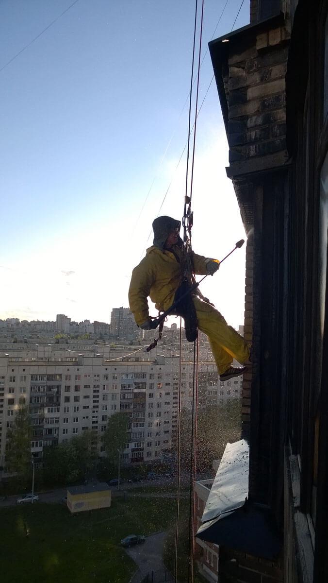 Как стать промышленным альпинистом