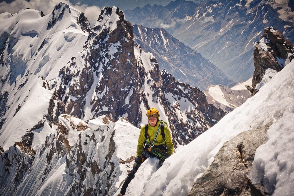 К международному дню альпиниста 8 августа 2