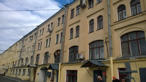 Ремонт фасада на Гостинке