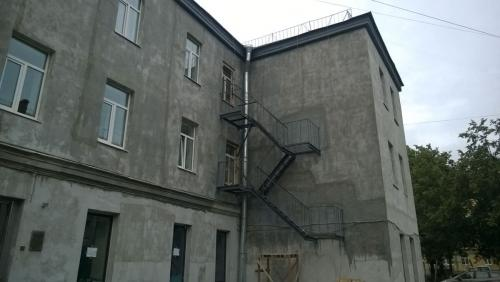 2 линия 53 фасад